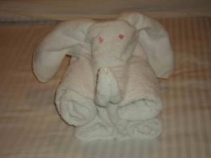 towel animal2