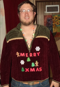 tony sweater